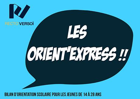 L'orientation en Orient'express : la collection